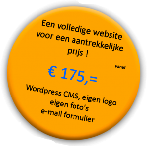 button webpakket