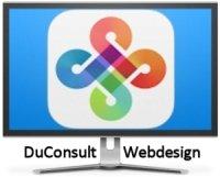 DuConsult Webdesign Logo